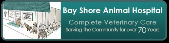 Bayshore Animal Hospital Logo